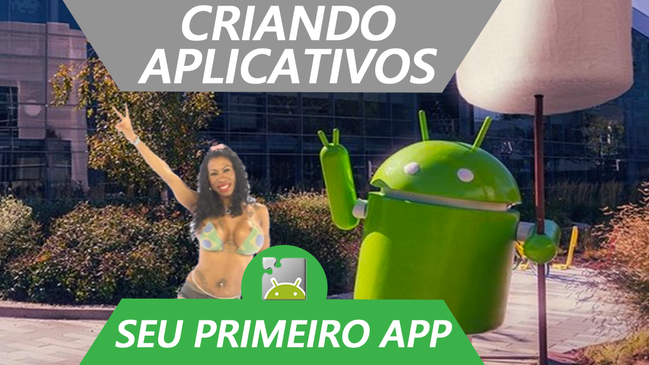 Google Android e Inês Brasil na One Day Code