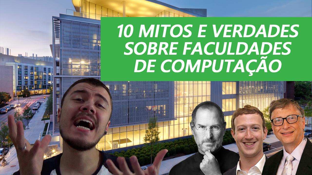 !0 Mitos Sobre Faculdades de Computação - One Day Code
