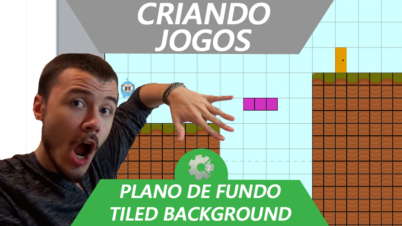 Construct 2 Tutorial Tiled Background