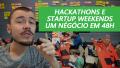 Startup Weekend e Hackathon - O que é ,Como Funciona e Dicas Fundamentais