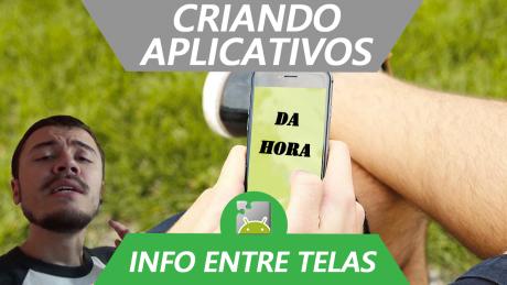 MIT App Inventor Português - Navegar Entre Telas - One Day Code