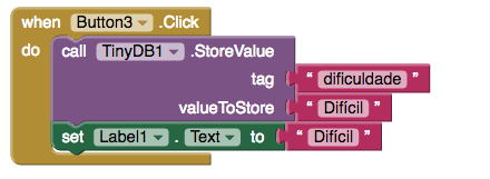 MIT App Inventor - Tiny DB - Banco de Dados Local - One Day Code